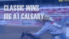 Lisa Lockhart, Caleb Smidt & Kyle Irwin: Classic Wins Big