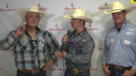 Craig Weisgerber and Hunter Cure Share Day Two Victory in Calgary