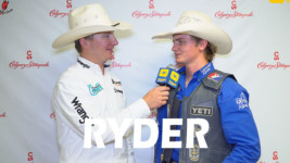 Ryder Wright Claims Day 8 Title at Calgary Stampede