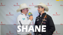 Hanchey Wins Day 8 at Calgary Stampede with 6.8