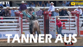 Tanner Aus Wins on Bloody Mary Re-Ride