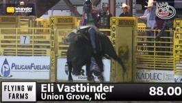 Vastbinder has a Profitable Weekend in Washington