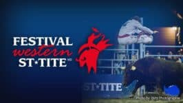 Festival Western St-Tite – Canada Cup Finals