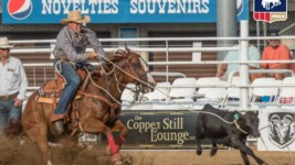 Marty Yates Tops Tie-Down Ropers in Sikeston