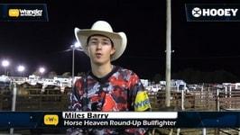 Meet Bullfighter Miles Barry