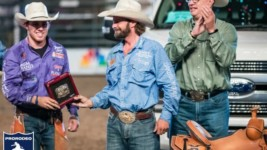 Wade Sundell, Brody Cress Split PRCA Xtreme Broncs Tour Finale