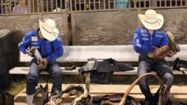 Wrights Go 1-2 at Roundup Rodeo