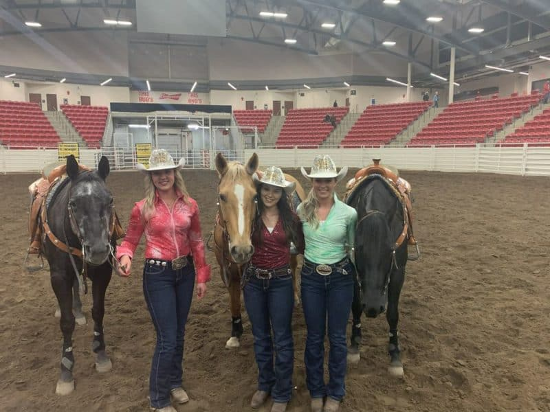 2020 Calgary Stampede Queen And Princesses Crowned