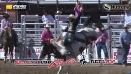 Diaz Rides to 90 Points in Ellensburg