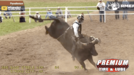 Sage Kimzey Wins 2019 Pendleton Round-Up Bull Riding Crown