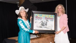 California Rodeo Salinas Debuts 2020 Commemorative Poster