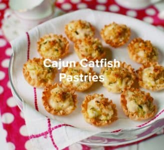 U S Catfish Recipe Of The Month Cajun Catfish Pastries