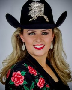 Miss Rodeo Alaska Johnna Drew Miss Rodeo America