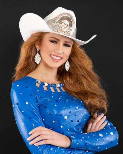 Miss Rodeo California Madison Wagner Miss Rodeo America