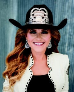 Miss Rodeo South Dakota Jordan Tierney Miss Rodeo America