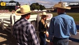 Raising Bulls is a Family Affair for Fallon and Wyatt Wentz