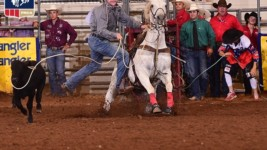 Riley Pruitt Warms Up for Wrangler NFR with Waco PRCA Win
