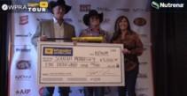 Sarah Morrissey Earns WPRA Wrangler Network Tour Breakaway Roping Championship