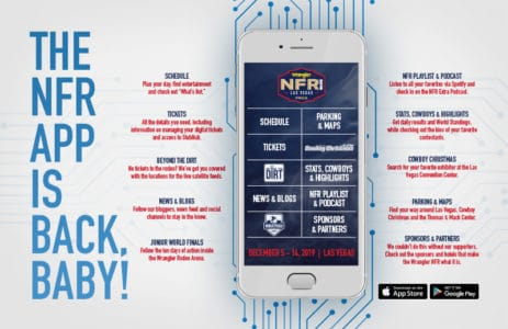 Nfr Mobile App Available Now