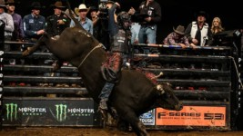 Radford Channels Fellow Championship Athlete in Bid for 2019 PBR Canada National Title