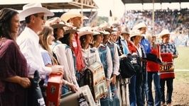 History of the Pendleton Round-Up Queen and Court