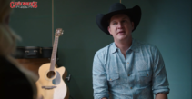 Jon Pardi at Sharla McCoy's Music Row Live!