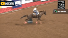 Nutrition is Key for Horses at the WPRA World Finals