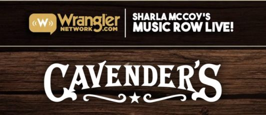 Sharla McCoy's Music Row Live! Presented by Cavender's