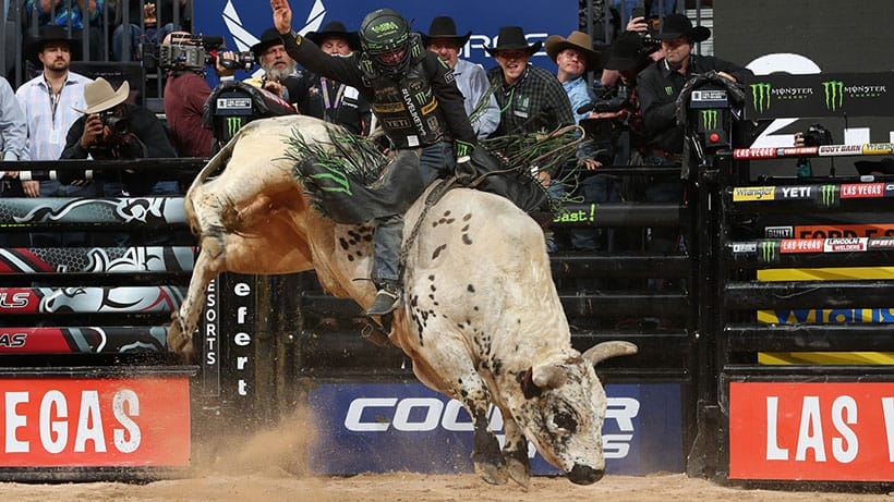 Smooth Operator Erupts for YETI World Champion Bull Title and YETI Bull of the Finals Victory