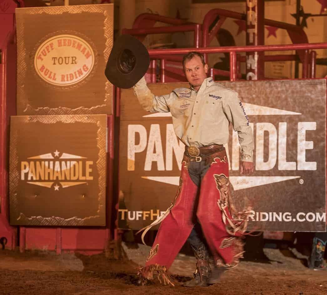 Wnfr Bull Rider Profile Trey Benton Iii News