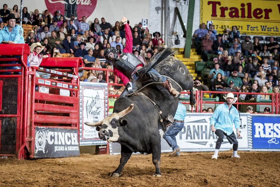WNFR Bull Rider Profiles - Trey Kimzey | News