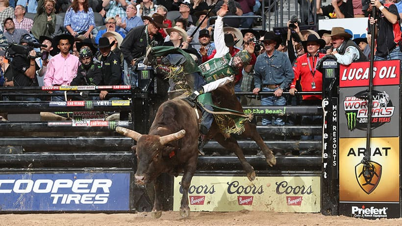 World Finals Redux: Top 8 Scores from Global Cup Riders
