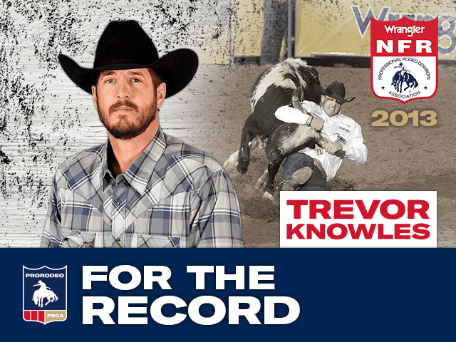 Prca For The Record Wrangler Nfr Round 1