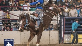 Spencer Wright Thrilled to be back at Wrangler NFR
