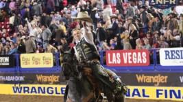Wrangler NFR Round 8 Highlights