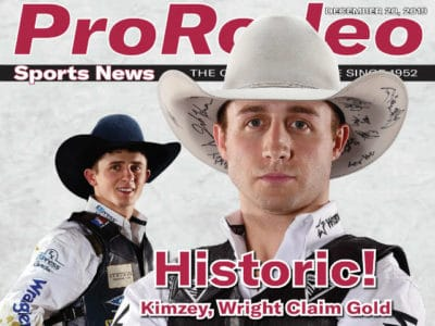 Relive Wrangler Nfr Excitement In Psn Year End Edition News