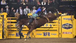 Aus Finishes Off a Solid WNFR Run