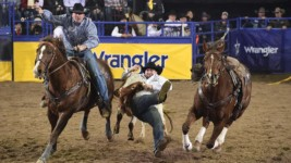 Brunner Closes WNFR With Vegas Cash