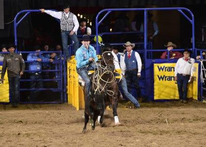 Cooper Rides Through Illness To Win News