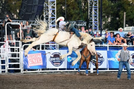 Blackfoot Rodeo Wins National Honor News