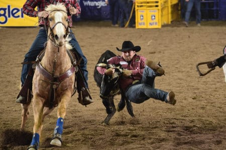 Duvall Closes Wnfr With A Bang News