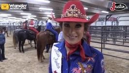 Miss Rodeo America Horsemanship