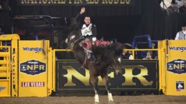 O'Connell Finds Joy in Tough WNFR