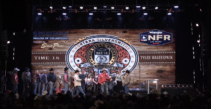 2019 Wrangler NFR Round 2 Gold Buckle Presentations