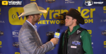 Boudreaux Campbell Wins Round 6 of Bull Riding