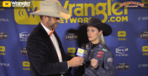 Bloomer Trailers WNFR Barrels: Stevi Hillman Takes Round 9 of Barrel Racing