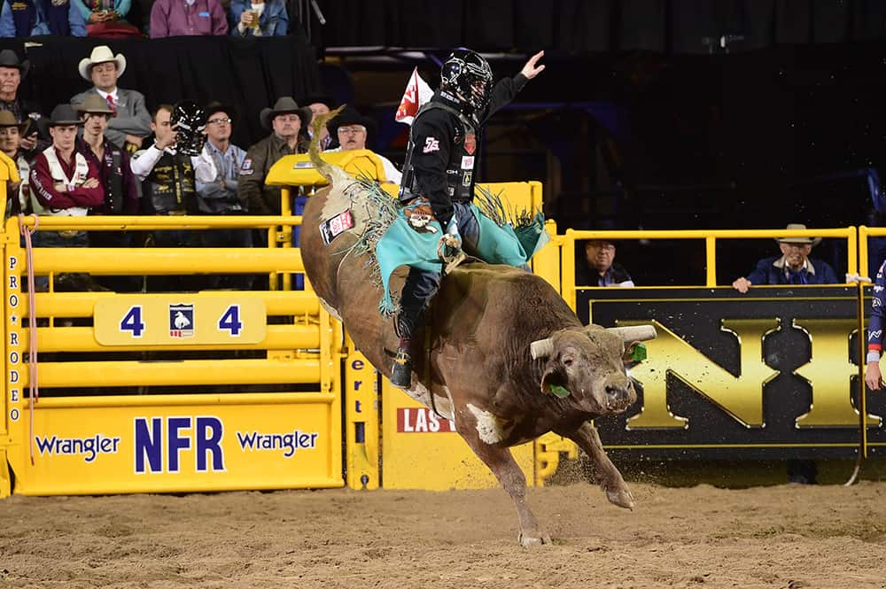 Smith Starts Off Strong At The Nfr News