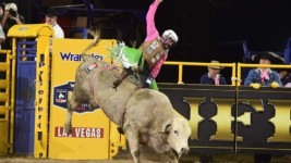 Spears Collects First Check of WNFR