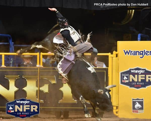 Koby Radley S 92 Point Ride Snares Bull Riding Title News