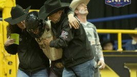 Bull Rider Koby Radley Sidelined for Rounds 8 and Round 9